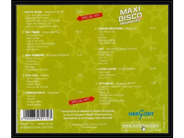 Gibson Brothers - Medley Cuba & Que Sera Me Vida