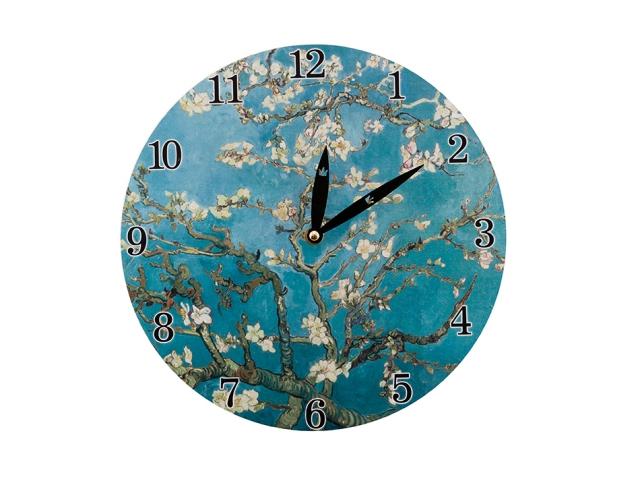 Van Gogh Zegar Wiszący Na ścianę 01398