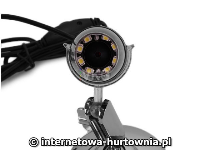 Mikroskop cyfrowy usb 8 led smd 500x lupa zoom chh.pl