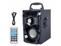 GŁOŚNIK BLUETOOTH BOOMBOX MAX RADIO FM SD USB