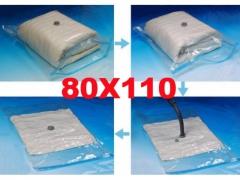 Pokrowiec worek próżniowy hermetyczny 80x110