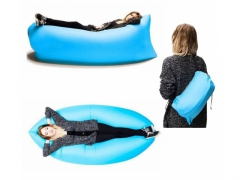Lazy bag air sofa materac leżak na powietrze