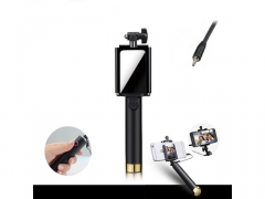 Kij do selfie z lusterkiem Monopod Mirror