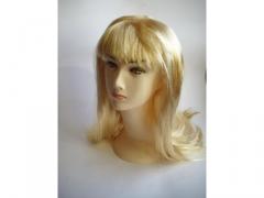 Peruka blond