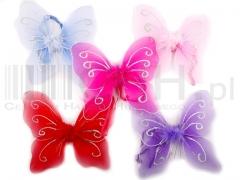 Motyl na firanę