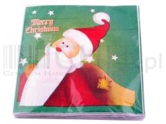 Serwetka papier świąteczna