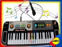 KEYBOARD DLA DZIECI CANTO edukacyjne pianinko  MIK