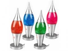SLICZNA lampa z MINI brokatem - 4 kolory