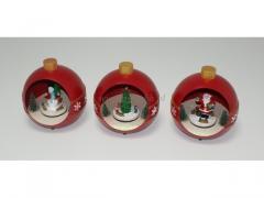 CHRISTMAS - Bombka podswietlana 8271/24