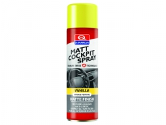 SPRAY DO KOKPITU MATT VANILLA 500ML