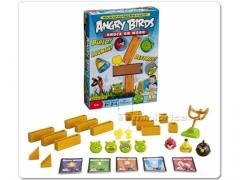 Gra zręcznościowa Angry Birds, doskonała zabawa