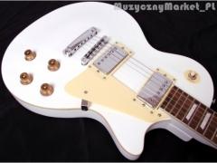 Gitara Elektryczna Les Paul Biała