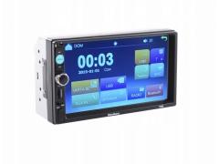 RADIO SAMOCHODOWE 2DIN BLUETOOTH 7 cali USB SD AUX