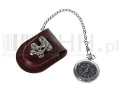 Zegarek kieszonkowy na łańcuszku