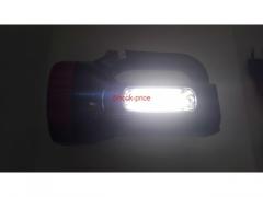 Latarka na akumulator TS1870 12 LED + Cob