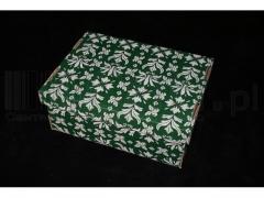 Pudełko składane kartonowe