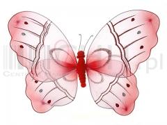 Motyl dekoracyjny 38cm
