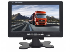 Monitor LCD 7 cali na stojaku kamera cofania