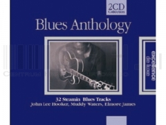 Blues Anthology - 32 Steamin' Blues Tracks 2CD