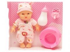 LALKA BOBAS Baby MÓWI PO POLSKU 0147 DZIECKO Z BUT
