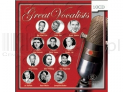 Great Vocalists 10 CD (a)