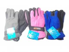 Rękawiczki polar polarowe rozm. uniwersalny