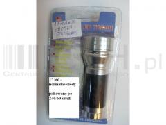 Latarka 17 LED -diodowa