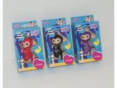 SUPER CENA - Małpka na palec - Happy Monkey 1204/1