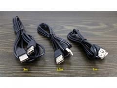 Kabel USB przedłużka 1,5m