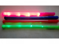 Pałka świecąca LED- 4 kolory 45cm