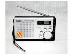 Radio przenośne + zegarek    2388