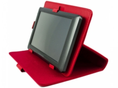 Etui do tabletu 7'' czerwone