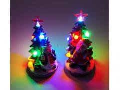 CHRISTMAS - choinka swiecaca 8088 +FILM!!!