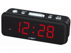 Zegar LED elektroniczny cyfrowy budzik VST-738 24h