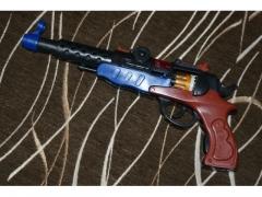 Pistolet na spłonkę (kapiszony) 30843