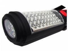 BEZPRZEWODOWA LATARKA LAMPA WARSZTATOWA 41 LED