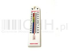 Termometr zewnętrzny rtęciowy