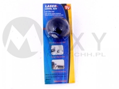 Poziomica laserowa kulka