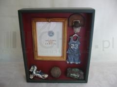 Ramka na zdjęcia - koszykówka