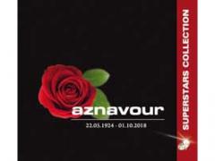 AZNAVOUR  (22.05.1924 – 01.10.2018)
