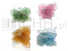 Motyle dekoracyjne na sznurku