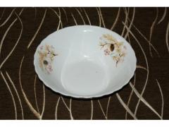 Porcelanowy talerz głęboki mały 1981