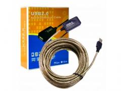 Przedłużka PRZEDŁUŻACZ PORTU USB 5m aktywny