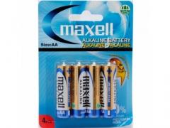 BATERIA MAXELL LR6 AA