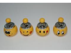 Popielniczka ceramiczna obrotowa EMOTIKONKI 6514