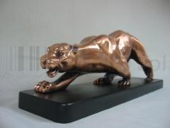 Dekoracja - puma