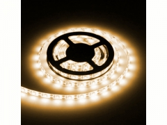 Taśma LED SMD 3528 5m wodoodporna biała ciepła