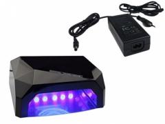 LAMPA LED UV DIAMOND 36W SENSOR RUCHU AUTOMAT