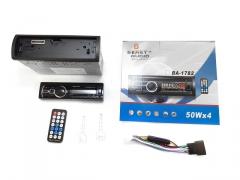 RADIO SAMOCHODOWE BLUETOOTH ZDEJMOWANY PANEL USB