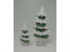 CHRISTMAS - Choinka dekoracyjna 8080